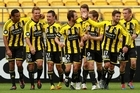 The Wellington Phoenix. Photo / Getty Images