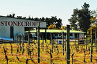 Stonecroft vineyard in Hawkes Bay. Photo / Supplied