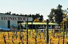 Stonecroft vineyard in Hawkes Bay. Photo / Supplied