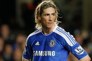 Fernando Torres. Photo / AP