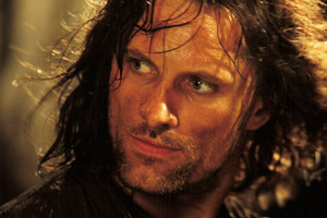 Viggo Mortensen as Aragorn in Lord of the Rings. Photo / Supplied