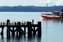 Cornwallis Wharf has been completely refurbished. Photo / NZ Herald