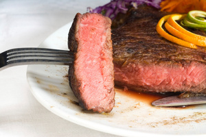 Eating red meat increases chance of dying young, according to a study. Photo / Thinkstock