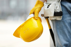A written contract with a building company will help make responsibilities clear. Photo / Thinkstock