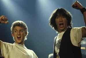 Bill and Ted are getting together again.