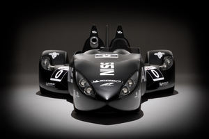 Nissan's DeltaWing experimental Le Mans racecar. Photo / Supplied