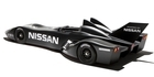Watch: Nissan's DeltaWing project