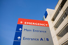 The teenager was rushed to Auckland City Hospital by helicopter just after 11am yesterday. Photo / Thinkstock