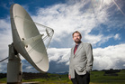 Professor Sergei Gulyaev, director of AUT's Centre for Radiophysics and Space Research, led New Zealand's bid for the Square Kilometre Array. Photo / supplied