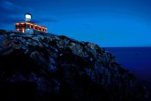 The Capo Spartivento lighthouse in Sardinia Italy. Photo / Supplied