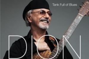 Album cover for Tank Full of Blues. Photo / Supplied