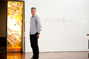 Environmentalist Adam Werbach helps Saatchi & Saatchi clients incorporate sustainability into their business practices. Photo / Dean Purcell