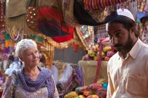 Judi Dench is just one of the British veterans on the impressive cast list of THe Best Exotic Marigold Hotel.  Photo / Supplied