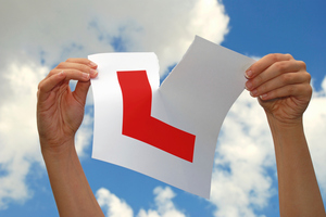 Less drivers are moving past the learner driver stage under tough new driving tests. File photo / Thinkstock