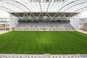The Forsyth Barr Stadium in Dunedin. Photo / Supplied