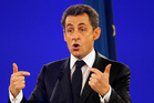 France's President  Nicolas Sarkozy says he did not receive funds to help pay for his 2007 presidential campaign from Muammar Gaddafi. Photo / AP