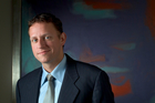 Billionaire American technology entrepreneur Peter Thiel.  Photo / AP