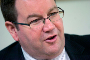 Labour education spokesman Grant Robertson said John Key is heading down 'a dangerous road' on student loans. Photo / APN