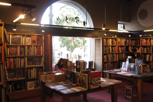 Parsons Bookshop. Photo / Supplied