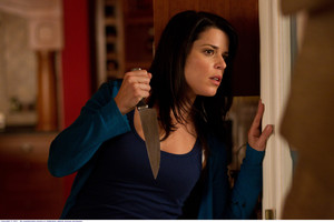 'Scream' actress Neve Campbell is expecting her first child. Photo / Supplied
