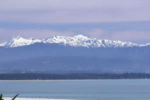 Mount Arthur, as seen from Nelson. Photo / File