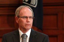 Mayor Len Brown. Photo / APN