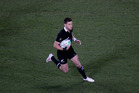 Cory Jane, seen at the Rugby World Cup, has committed to stay with the NZRU until 2014. Photo / Richard Robinson