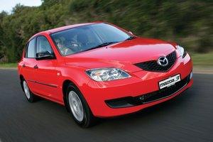 Mazda3.  Photo / Supplied.