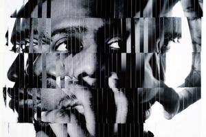 Robert Glasper Experiment's album cover for 'Black Radio'.  Photo / Supplied