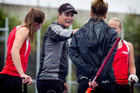 Black Sticks' coach Mark Hager. Photo / Natalie Slade