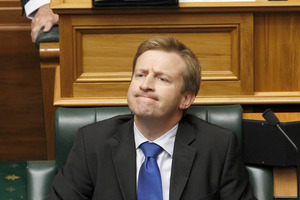 Associate Finance Minister Jonathan Coleman. Photo / NZ Herald