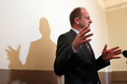 Labour Party leader David Shearer is at last coming out of his shell and making good points. Picture / Mark Mitchell