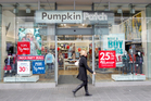 Pumpkin Patch expects online revenue to exceed $30 million in its current full financial year. Photo / Steven McNicholl