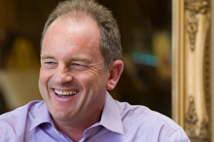 David Shearer has made it clear that he will not hurry things as he charts the party's new direction. Photo / Paul Estcourt