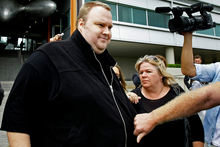 Kim Dotcom is on bail awaiting hearing of an extradition order sought by the United States. Photo / Sarah Ivey