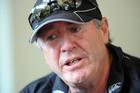 New Zealand cricket coach John Wright. Photo / NZPA