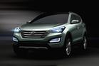 Hyundai Santa Fe. Photo / Supplied