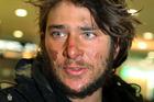 Norwegian Antarctic explorer Jarle Andhoy. Photo / SNPA