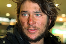 Norwegian Antarctic explorer Jarle Andhoy. Photo / SNPA