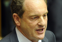 David Shearer's first big speech as Labour leader does the trick. Photo / Supplied