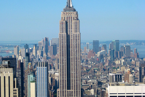 Anthony Malkin's family business owns the Empire State Building. Photo / Jiuguang Wang