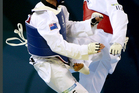 Three New Zealanders will take part in taekwondo at the London Olympics. Photo / Getty Images