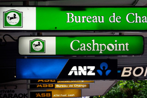 A wave of cash is flooding into bank accounts in a way New Zealand hasn't seen for decades. Photo / Sarah Ivey