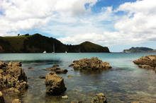 Great Barrier Island has many picturesque, isolated spots. Photo / Supplied