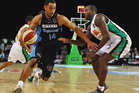 The Breakers will play all their home play-off games at Vector Arena. Photo / Getty Images