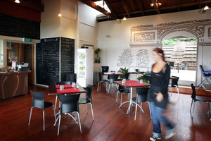 Cafe French Rendez-vous, Takapuna. Photo / Sarah Ivey