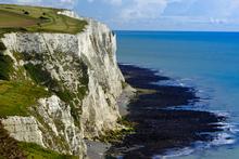 The distinctive White Cliffs of Dover. Photo / Thinkstock