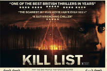 Kill List is a hitman movie with a twist.