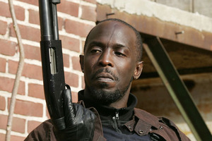 Omar Little has been voted The Wire's best character.