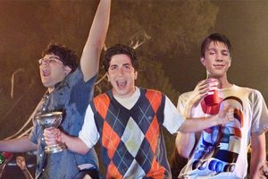 A scene from Project X.